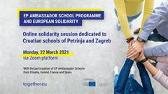TY EPAS Student Article on Croatian Solidarity Initiative